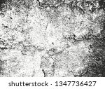 distressed overlay texture of... | Shutterstock .eps vector #1347736427