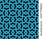 morocco seamless pattern.... | Shutterstock .eps vector #1347739601