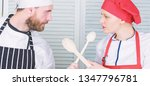 who cook better. ultimate... | Shutterstock . vector #1347796781