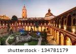 lima  peru  santo domingo... | Shutterstock . vector #134781179
