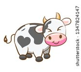 Cow Clipart Vector