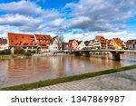 rottenburg am neckar  germany ...   Shutterstock . vector #1347869987