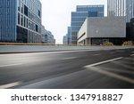 panoramic skyline and modern... | Shutterstock . vector #1347918827