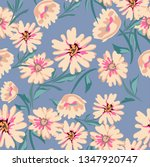 abstract seamless pattern with... | Shutterstock .eps vector #1347920747