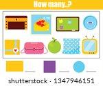 counting educational children...   Shutterstock .eps vector #1347946151