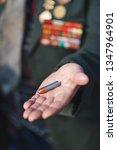 zaporozhye   ukraine   may 9 ... | Shutterstock . vector #1347964901