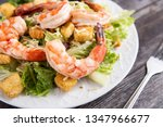 Shrimp Salad Green