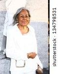 los angeles   apr 9   rachel... | Shutterstock . vector #134798531