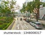 hong kong  china   circa... | Shutterstock . vector #1348008317