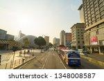 hong kong  china   circa... | Shutterstock . vector #1348008587
