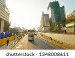 hong kong  china   circa... | Shutterstock . vector #1348008611