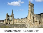 Exterior View Of Ruins Of...