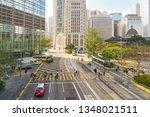 hong kong  china   circa... | Shutterstock . vector #1348021511
