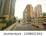 hong kong  china   circa... | Shutterstock . vector #1348021541