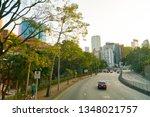 hong kong  china   circa... | Shutterstock . vector #1348021757