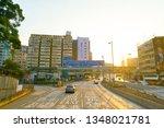 hong kong  china   circa... | Shutterstock . vector #1348021781