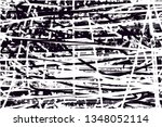 distressed background in black... | Shutterstock . vector #1348052114