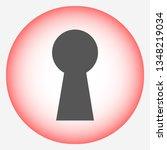 lock vector icon 10 eps   Shutterstock .eps vector #1348219034