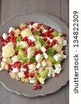 Couscous Salad With Cauliflowe...