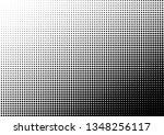 grunge dots background....   Shutterstock .eps vector #1348256117