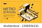 city transport system... | Shutterstock .eps vector #1348356131