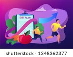 businessman running and losing... | Shutterstock .eps vector #1348362377