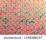 floor surface steel background... | Shutterstock . vector #1348388237