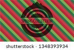 spring collection christmas... | Shutterstock .eps vector #1348393934