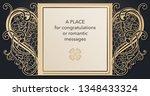 design of letterhead for laser... | Shutterstock .eps vector #1348433324