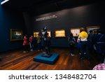 paris  france   october 2  2016 ...   Shutterstock . vector #1348482704