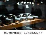 Storing Bottles Of Wine In...