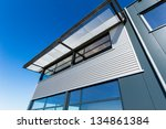 picture of new building and... | Shutterstock . vector #134861384