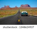 Monument Valley Arizona  Usa  ...