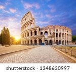 Coliseum Or Flavian...