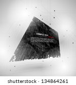 technology abstract background. ...