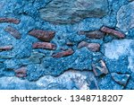 old abstract stone texture for...   Shutterstock . vector #1348718207