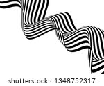 stripe wave background design...