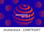 minimal geometric background....