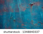 metal texture with natural... | Shutterstock . vector #1348840337
