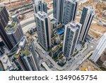 kai tak  hong kong 16 march... | Shutterstock . vector #1349065754