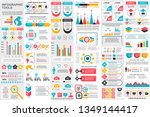 infographic elements data... | Shutterstock .eps vector #1349144417