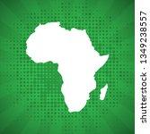 sketch blot dotty african... | Shutterstock . vector #1349238557