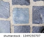 abstract background of old... | Shutterstock . vector #1349250707