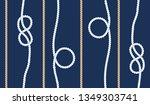 seamless rope pattern for... | Shutterstock .eps vector #1349303741