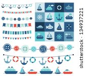 anchor,art,background,birthday,black,boat,boy,bunting,buttons,carnival,cartoon,celebrate,child,collection,cute