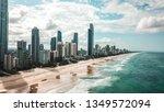 gold coast  queensland | Shutterstock . vector #1349572094
