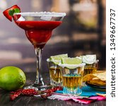 cinco de mayo celebration... | Shutterstock . vector #1349667737