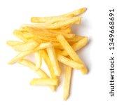 potato fried slices | Shutterstock . vector #1349668691