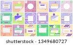 modern promotion square web... | Shutterstock .eps vector #1349680727