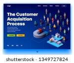website providing the service... | Shutterstock .eps vector #1349727824